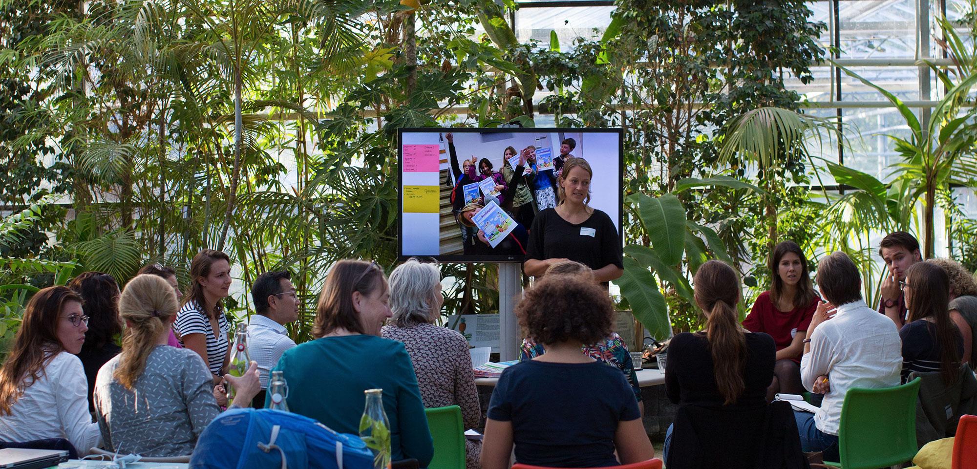 Hilda Akkermans Consultant & Changemaker